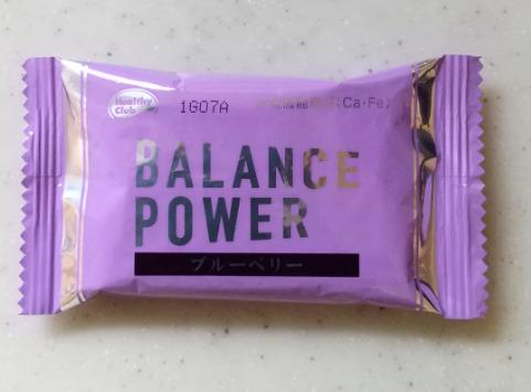 バランスパワー